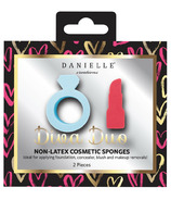 Danielle Diva Duo Blending Sponges 2 Pack