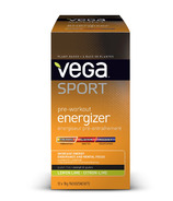 Vega Sport Lemon Lime Pre-Workout Energizer Singles Box