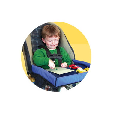 Star Kids Snack and Play Tray