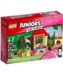 LEGO Junior Disney Snow White's Forest Cottage