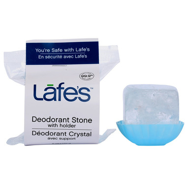 Lafe\'s Natural Crystal Deodorant Stone