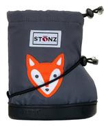 Stonz Fox Grey Toddler Booties