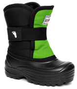 Stonz The Scout Bootz Lime & Black
