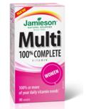 Jamieson Multi 100% Complete Vitamin for Women