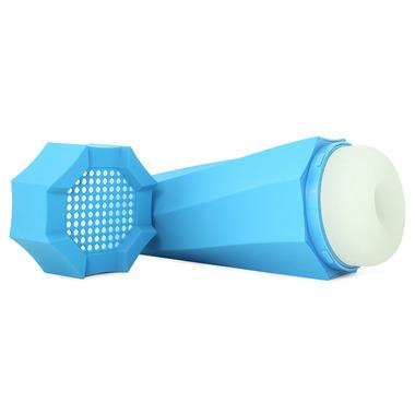 Blewit! Stroker in Blue