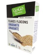 GoGo Quinoa Organic Instant Amaranth Flakes