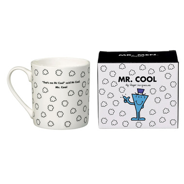Mr. Men & Little Miss Mr. Cool Mug
