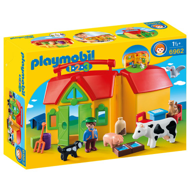 Playmobil My Take Along Farm