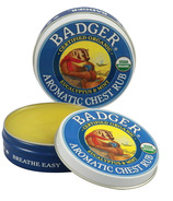 Badger Aromatic Chest Rub