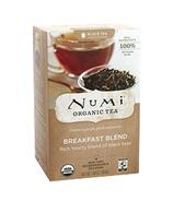 Numi Organic Breakfast Blend Tea