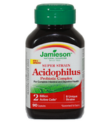Jamieson Super Strain Acidophilus Probiotic Supplement