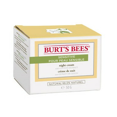Burt\'s Bees Sensitive Night Cream