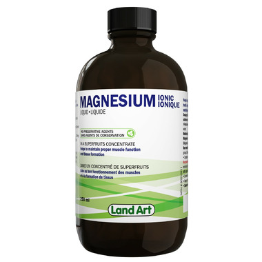 Land Art Puredrop Magnesium Liquid