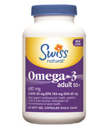 Swiss Natural Omega 3 Adult 50+ 680 mg