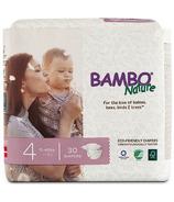 Bambo Nature Premium Baby Diapers Size 4