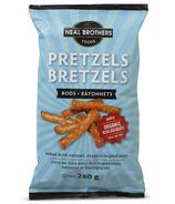 Neal Brothers Organic Pretzel Rods