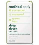Method Bar Soap Deep Detox