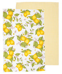 Now Designs Lemons Dishtowels Set