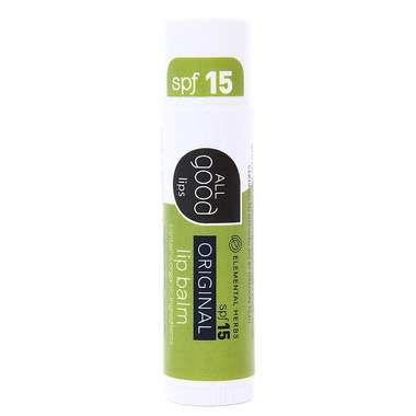 All Good Original Lip Balm SPF15