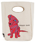 Fluf Doggy Bag Organic Lunch Bag