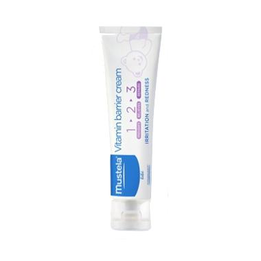 Mustela 1-2-3 Vitamin Barrier Cream
