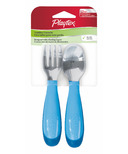 Playtex Baby Fork & Spoon Set