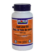 NOW Foods Cod Liver Oil with Vitamins A & D