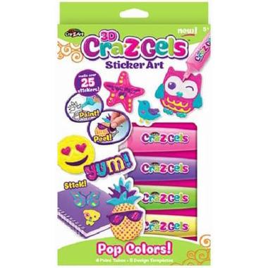 Cra-Z-Art Cra-Z-Gels Pop Colours