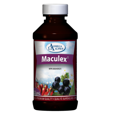Omega Alpha Maculex