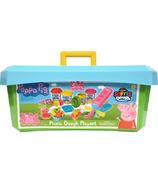 Cra-Z-Art Peppa Pig Picnic Dough Playset