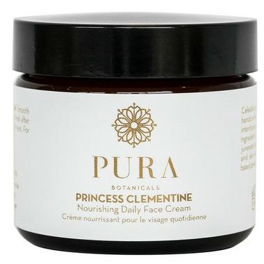 Pura Botanicals Princess Clementine Nourishing Daily Face Cream