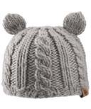 Bedford Road Grey Knitted Hat With Ears