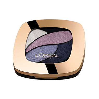 L\'Oreal Paris Colour Riche Luminous Unforgettable Lilac Quad