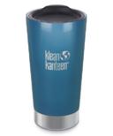 Klean Kanteen Vacuum Insulated Stainless Steel Tumbler Winter Lake
