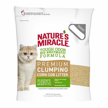 Nature\'s Miracle Odour Control Cat Litter
