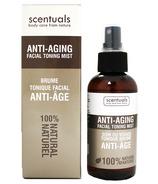 Scentuals Anti-Aging Facial Toning Mist