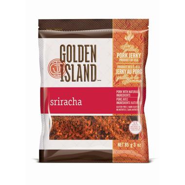 Golden Island Sriracha Pork Jerky