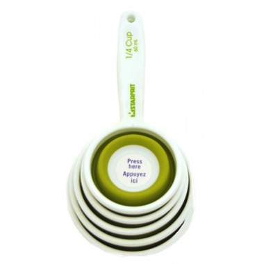 Starfrit Collapsible Measuring Cups