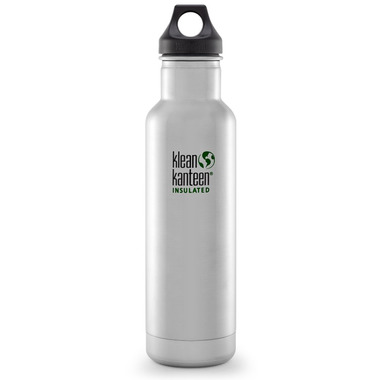 Klean Kanteen Classic Vacuum Insulated Water Bottle with Loop Cap