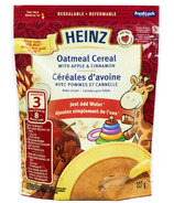 Heinz Baby Oatmeal Cereal - Add Water