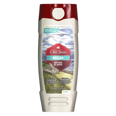 Old Spice Fresh Collection Body Wash