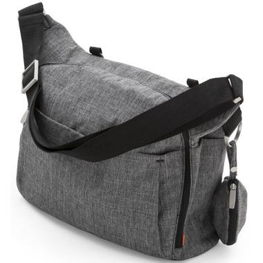 Stokke Changing Bag Black Melange
