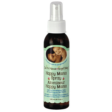 Earth Mama Angel Baby Happy Mama Spray