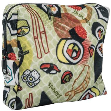 Bummis Reusable Snack Bag Sushi