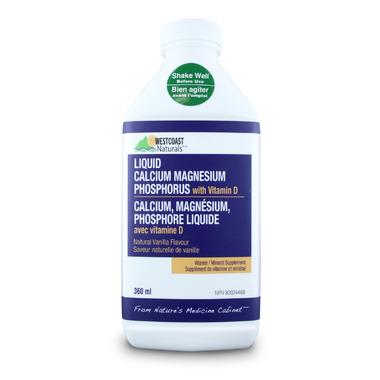 Westcoast Naturals Cal/Mag Phosphorus Vitamin D Liquid