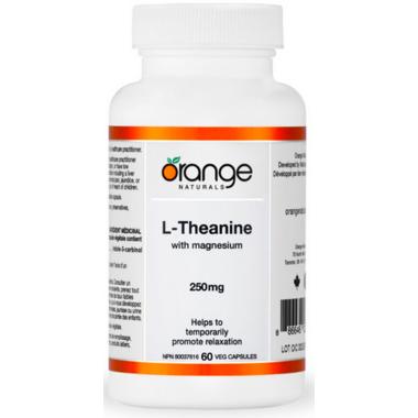 Orange Naturals L-Theanine