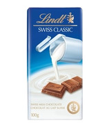 Lindt Swiss Classic Milk Chocolate Bar