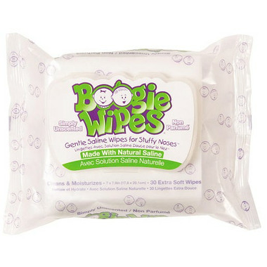 Boogie Wipes Simply Unscented