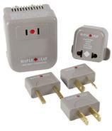 Maple Leaf Travel Adaptor Plug Kit