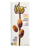 Theo Organic & Fair Trade Salted Almond Milk Chocolate